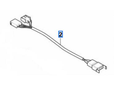 BMW Faisceau de câbles...
