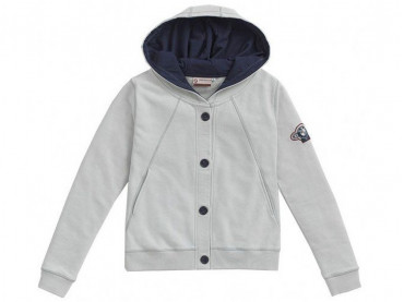 Sweatshirtjacke College...