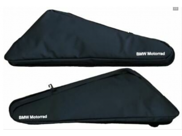 BMW BMW Sacoche de cadre (droite et gauche) - R1200GS - R1200GSA - R1200R (14-18) - R1200RS - R1250GS/GSA/R/RS 77492463534