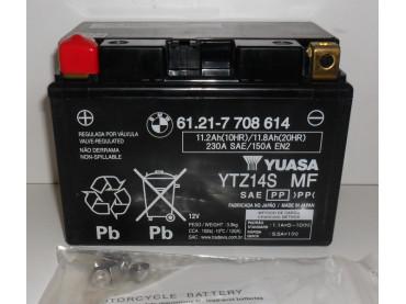 BMW Battery AGM Genuine -...