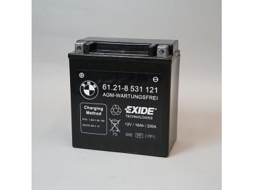 BMW Batterie AGM Original -...