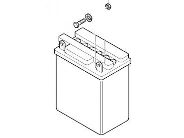 BMW Battery Genuine (14AH)...