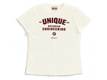 T-shirt Unique Damen BMW Motorrad