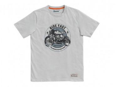 T-shirt Round Hommes BMW...