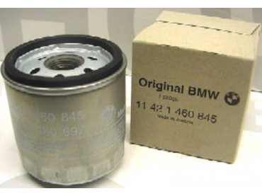 BMW Filtro de aceite...