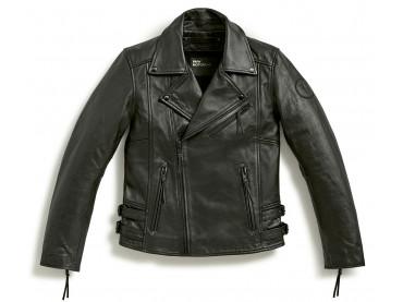 BMW Leather Jacket Flat...