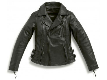 BMW Leather Jacket Flat...