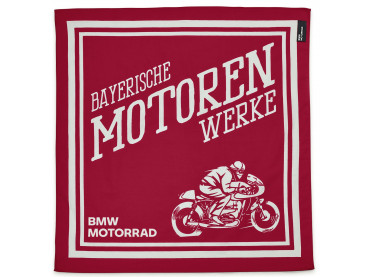 BMW bandana mechaniker (Rosso)