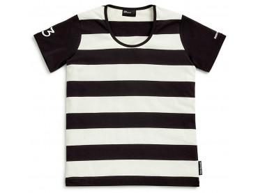 BMW t-shirt stripped Damen...