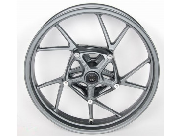 BMW Front wheel cast iron...