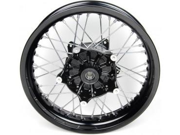 BMW Front wheel rim Black -...