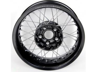 BMW Rear wheel rim Black -...