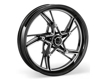BMW Cast iron front wheel...