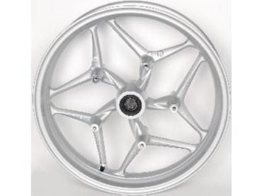 BMW Vorderrad Silber -...
