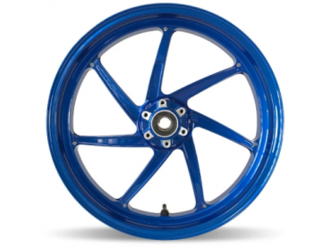 BMW Vorderrad HP (Blau)...