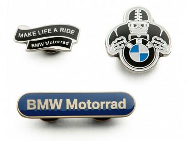 Lot de Pins BMW Motorrad