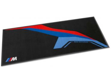 BMW Motorradteppich