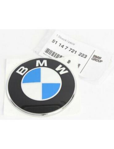 BMW Placa BMW para depósito...