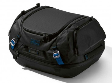BMW Rear Tail Bag Black...