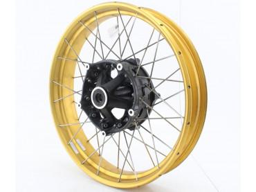 BMW Kreuzspeichenrad gold -...