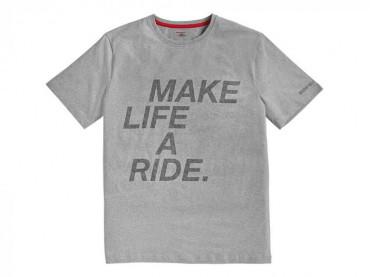 BMW camiseta Make life a...