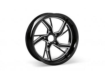 BMW Black cast iron rear...