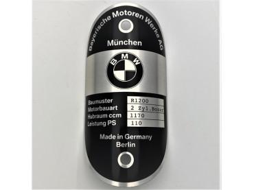 BMW Emblem Classic -...