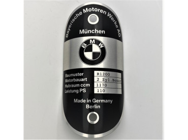 BMW Emblema Classic -...