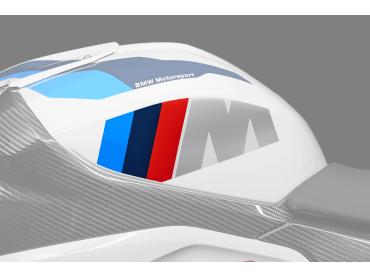 BMW Left monogram decal -...
