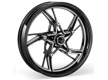 BMW Black cast iron front...
