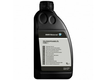 BMW Telescopic fork oil type 1