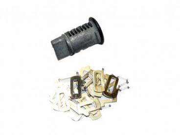 Schließzylinder auf Originalschlüssel codierbar BMW - R850C / R1200C