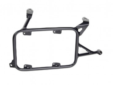 BMW Pannier Rack Aluminium Black Right - R1200GS (2017-2018) - R1200GSA 2017-2018 - R1250GS - R1250GSA