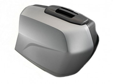BMW Motorcycle Pannier Touring Right (GRANIT GREY) - R1200R (K53) / R1200RS (K54) / R1250R / R1250RS