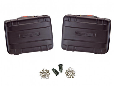 BMW 2 Koffers Set Vario - G650GS (Codierbares Schloss)