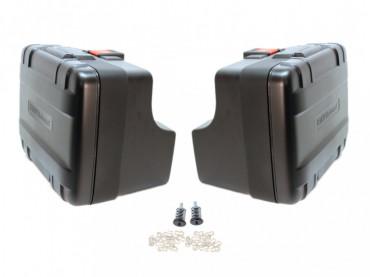 BMW 2 Koffers Set Vario - F650GS (K72) / F700GS (K70) / F800GS (K72) (Codierbares Schloss)