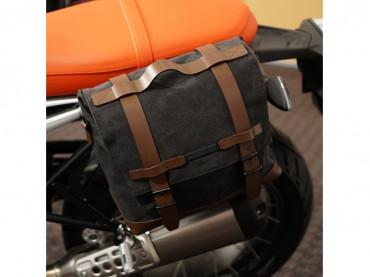 BMW Set of 2 Side Pocket BMW (Leather edition) - R NineT /Pure/Scrambler/Racer/Urban G/S