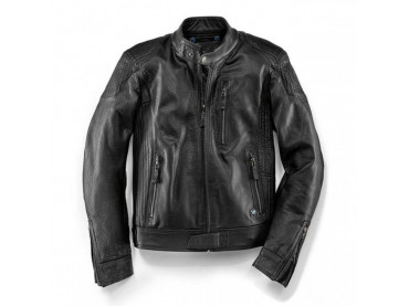Blouson moto BlackLeather...