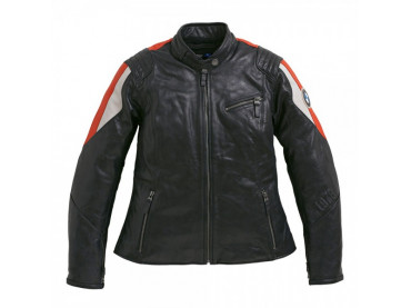 Motorcycle Jacket Club Womens Leather BMW 2020
