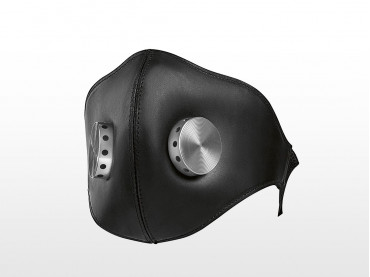 Masque Cuir Casque moto...