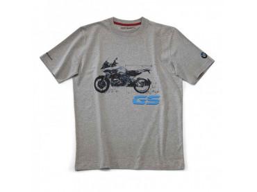 T-shirt R 1200 GS BMW Motorrad