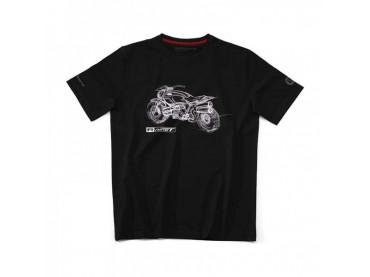 Camiseta nineT Scrambler...