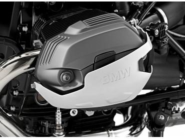 BMW Satz Zylinderkopfhaubenschutz Aluminium (LINKS & RECHTS) - R1200GS (K25) / R1200R / R NineT (Pure/Scrambler/Racer/UrbanGS)