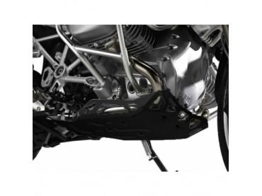 BMW Enduro-Aluminium Motorschutz schwarz - R1200GS (2013-2018) / R1200GS Adventure (2013-2018)
