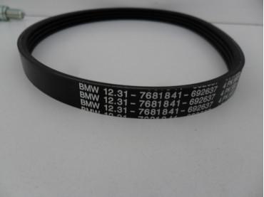 BMW Engine alternator belt poly-v 4PK582
