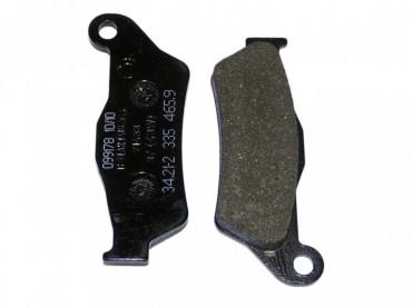 BMW Rear Brake pads organic - R1200GS / R1100GS/R/RT/S / R1150GS/R/RS / R1200C/R/S/ST / R850C/R/RT / R NineT