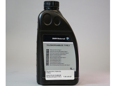 BMW Telescopic fork oil...
