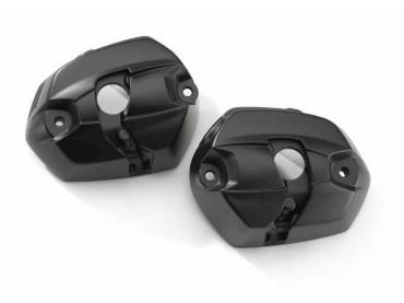 BMW Couvre culasse noir gauche - R NINE T (K21) / PURE (K22) / SCRAMBLER K(23) / RACER (K32) / URBAN G/S (K33)
