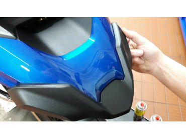 BMW Mudguard Extension -...