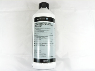 BMW Radiator Antifreeze...